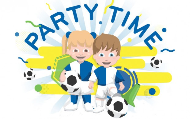 Diddy Dribblers Party