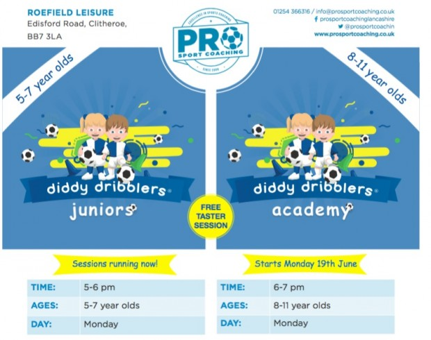 Diddy Dribblers Academy