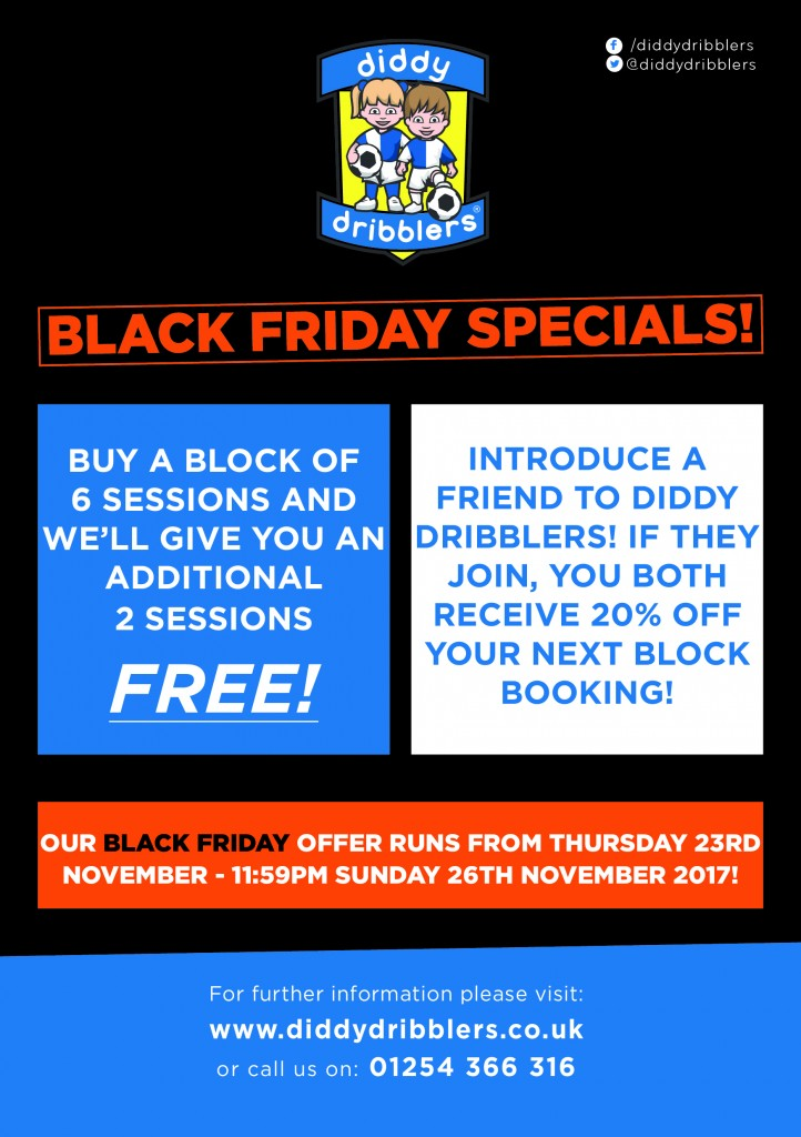 DD Black Friday Advert